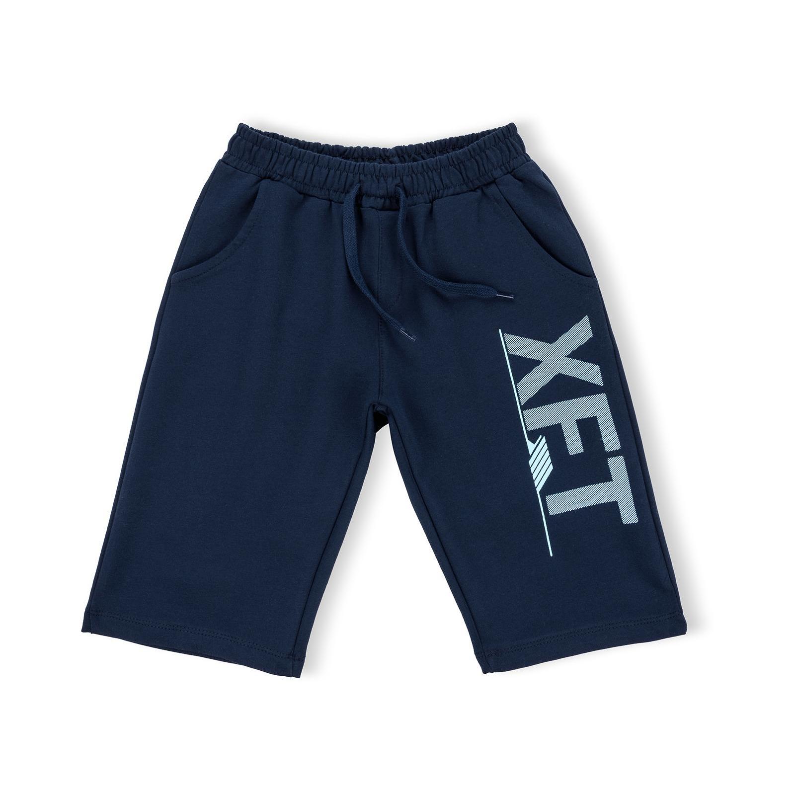 """Футболка детская Breeze с шортами """"XFT"""" (10925-146B-blue) изображение 3"""