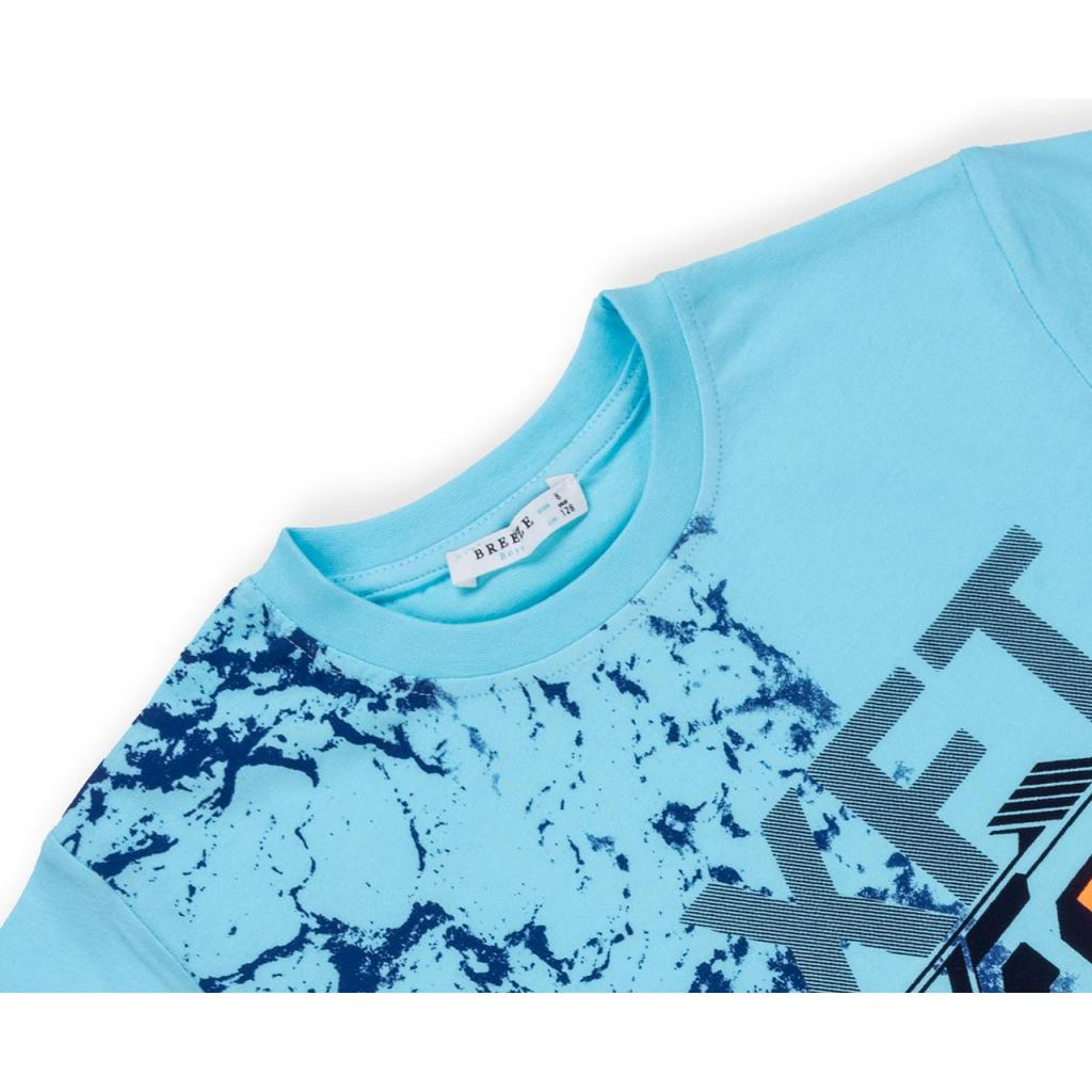 """Футболка детская Breeze с шортами """"XFT"""" (10925-146B-blue) изображение 7"""