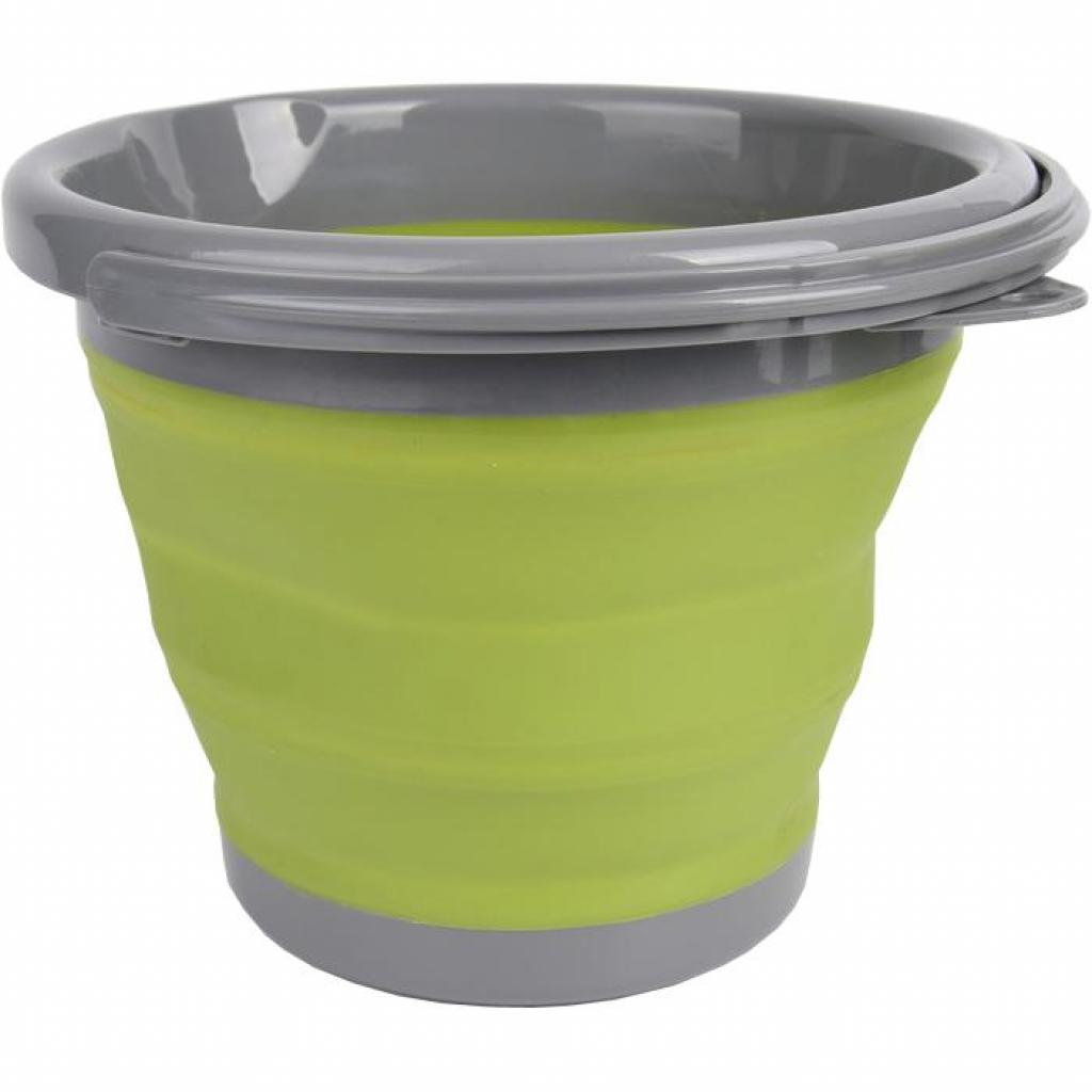 Ведро складное Tramp 10L olive (TRC-091-olive)