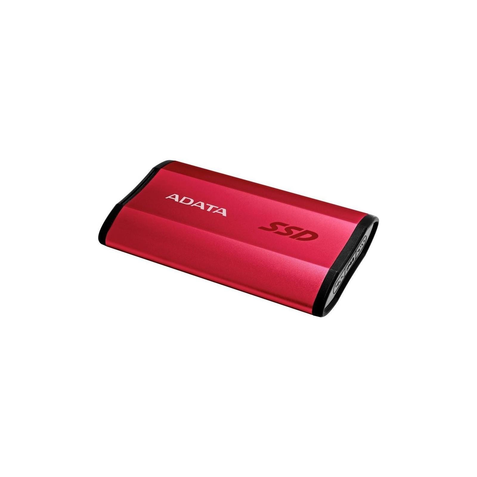 Накопитель SSD USB 3.1 512GB ADATA (ASE730H-512GU31-CRD) изображение 4