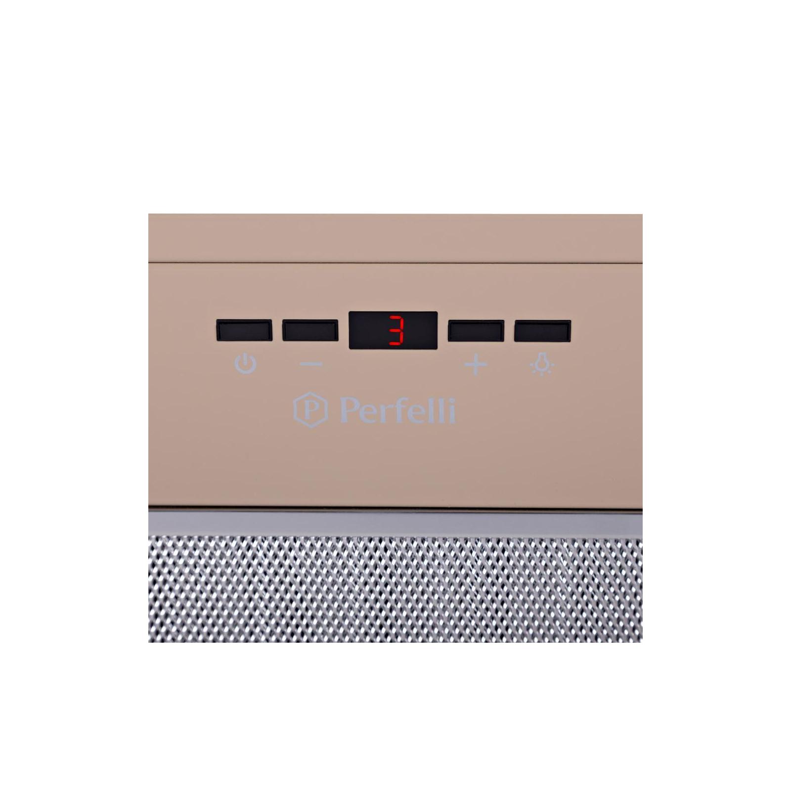 Вытяжка кухонная PERFELLI BIET 6512 A 1000 DARK IV LED изображение 5