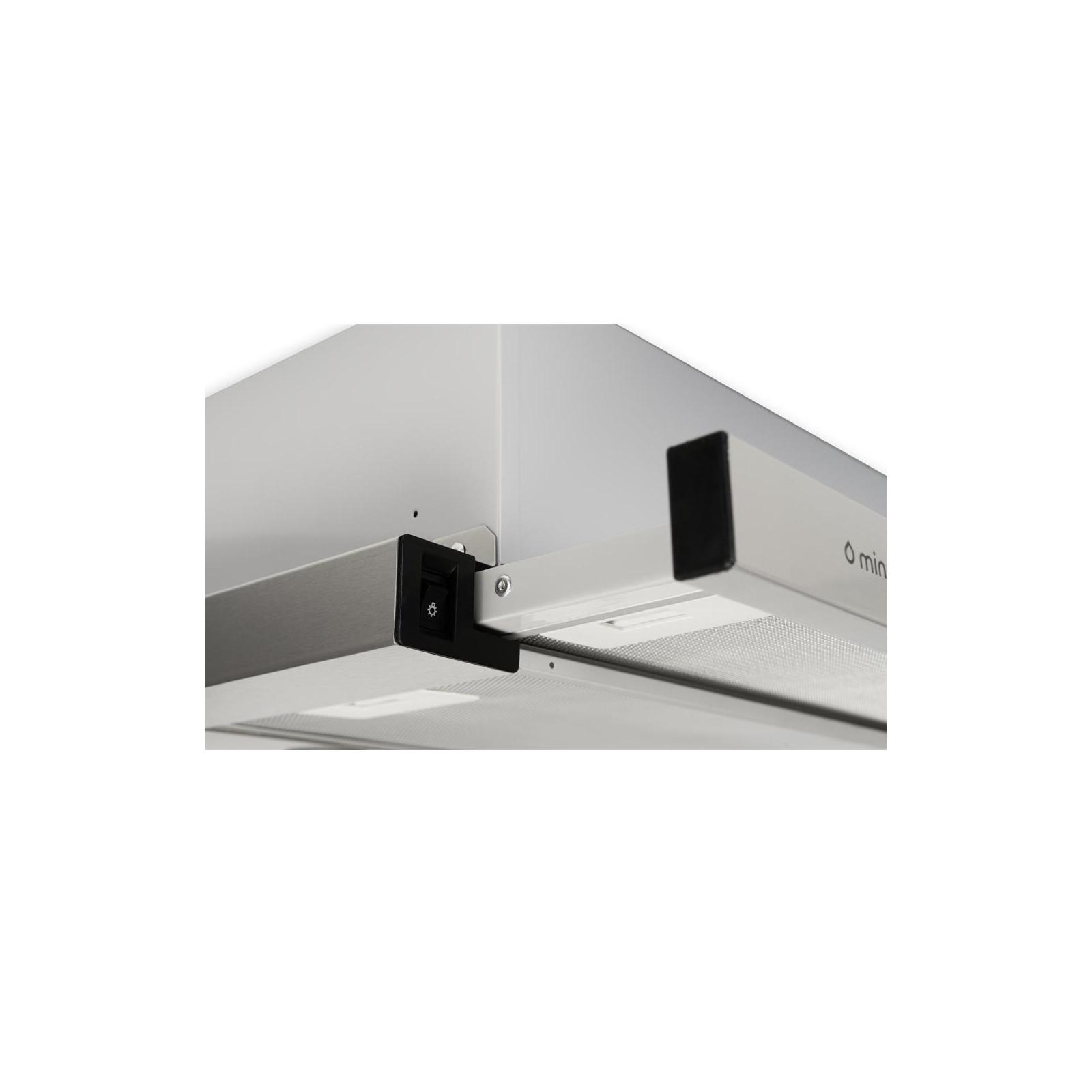 Вытяжка кухонная MINOLA HTL 6012 FULL INOX 450 LED изображение 5