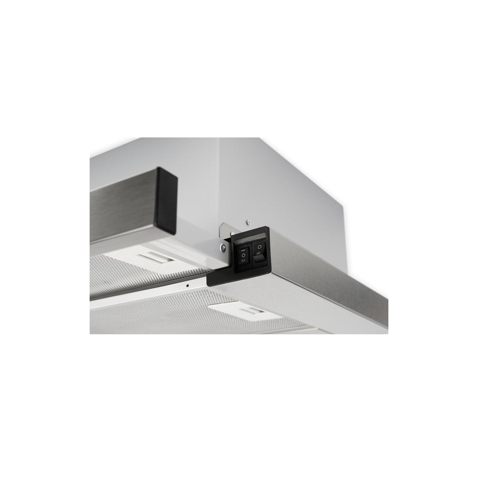Вытяжка кухонная MINOLA HTL 6012 FULL INOX 450 LED изображение 6
