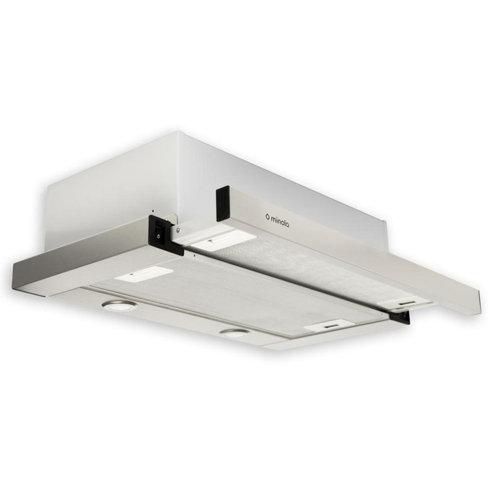 Вытяжка кухонная MINOLA HTL 6012 FULL INOX 450 LED