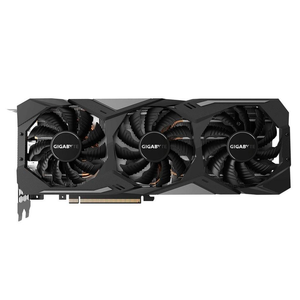 Видеокарта GIGABYTE GeForce RTX2080 Ti 11Gb GAMING OC (GV-N208TGAMING OC-11GC) изображение 2