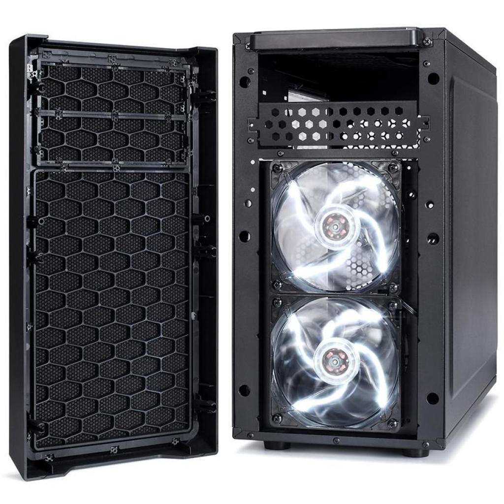 Корпус Fractal Design Focus Mini G (FD-CA-FOCUS-MINI-BK-W) изображение 10