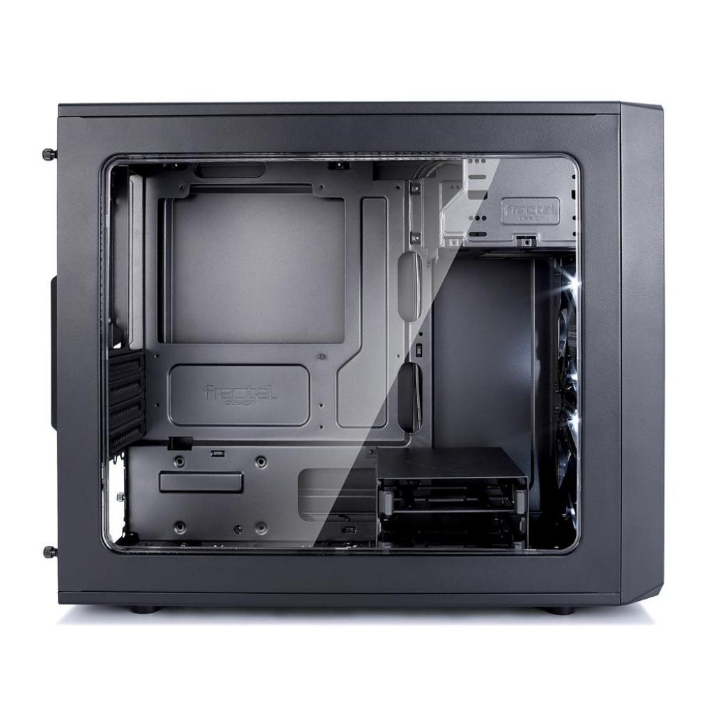 Корпус Fractal Design Focus Mini G (FD-CA-FOCUS-MINI-BK-W) изображение 5