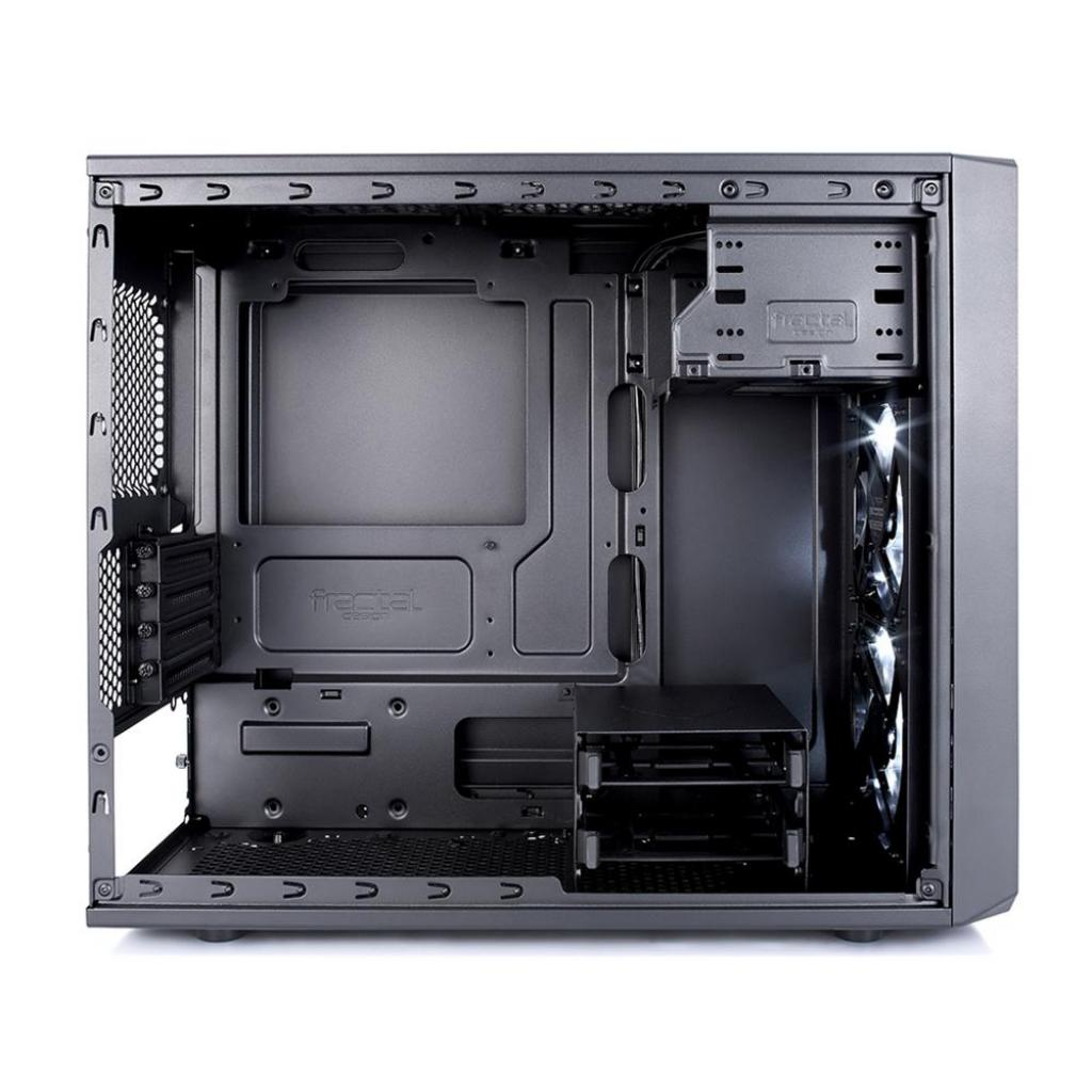 Корпус Fractal Design Focus Mini G (FD-CA-FOCUS-MINI-BK-W) изображение 6