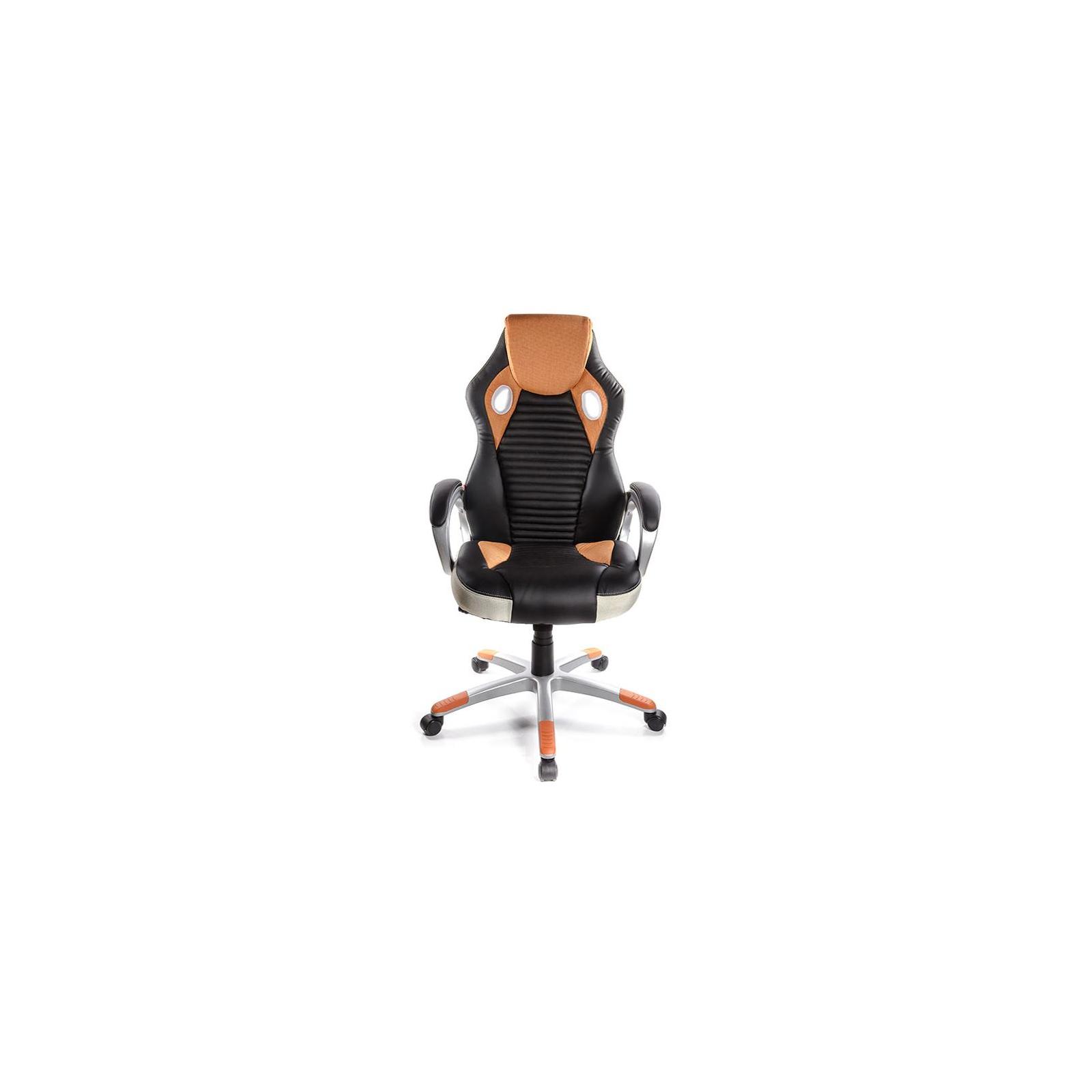 Кресло игровое АКЛАС Григ PL TILT Оранжевое (06157) изображение 2
