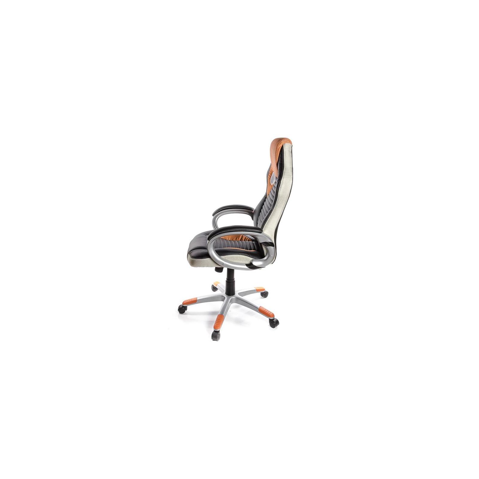 Кресло игровое АКЛАС Григ PL TILT Оранжевое (06157) изображение 3