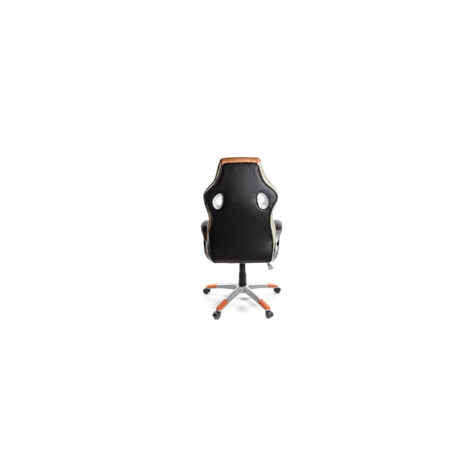 Кресло игровое АКЛАС Григ PL TILT Оранжевое (06157) изображение 4