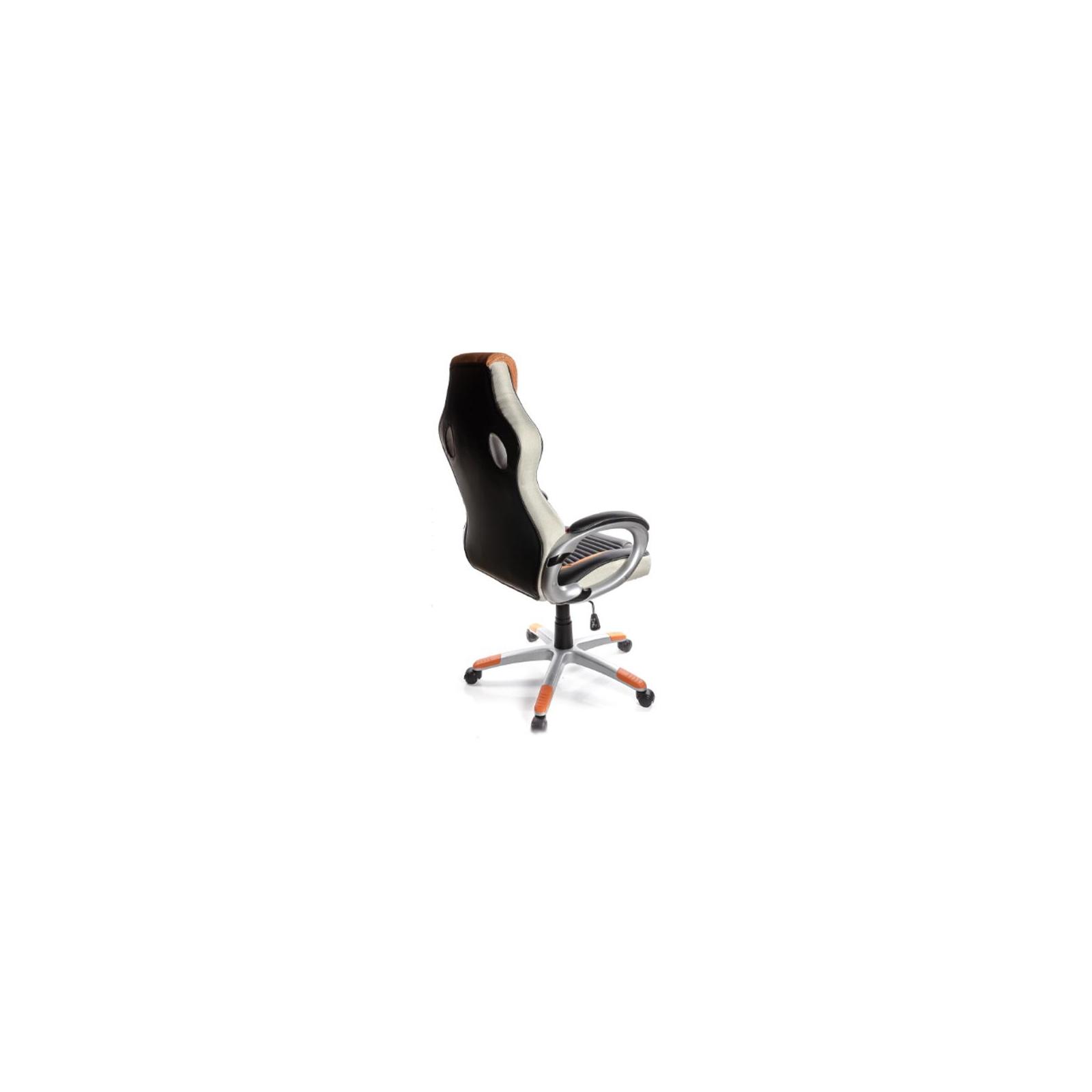 Кресло игровое АКЛАС Григ PL TILT Оранжевое (06157) изображение 5