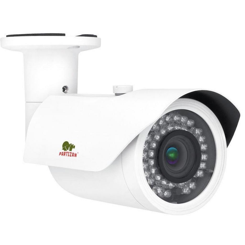 Камера видеонаблюдения Partizan PO-VF2MP WDR POE