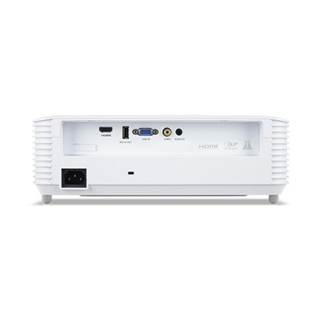 Проектор Acer X118H white (MR.JPV11.00T) изображение 3