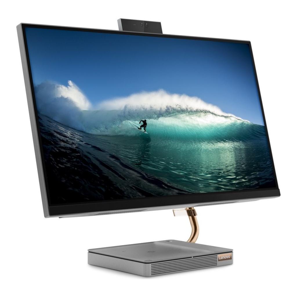 Компьютер Lenovo IdeaCentre AiO 5 27IMB05 / i5-10400T (F0FA0066UA) изображение 2