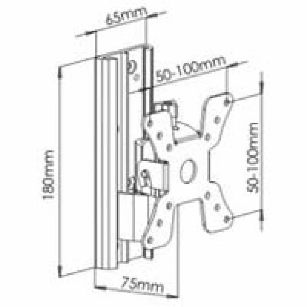 Кронштейн LCD400-S X-DIGITAL изображение 2