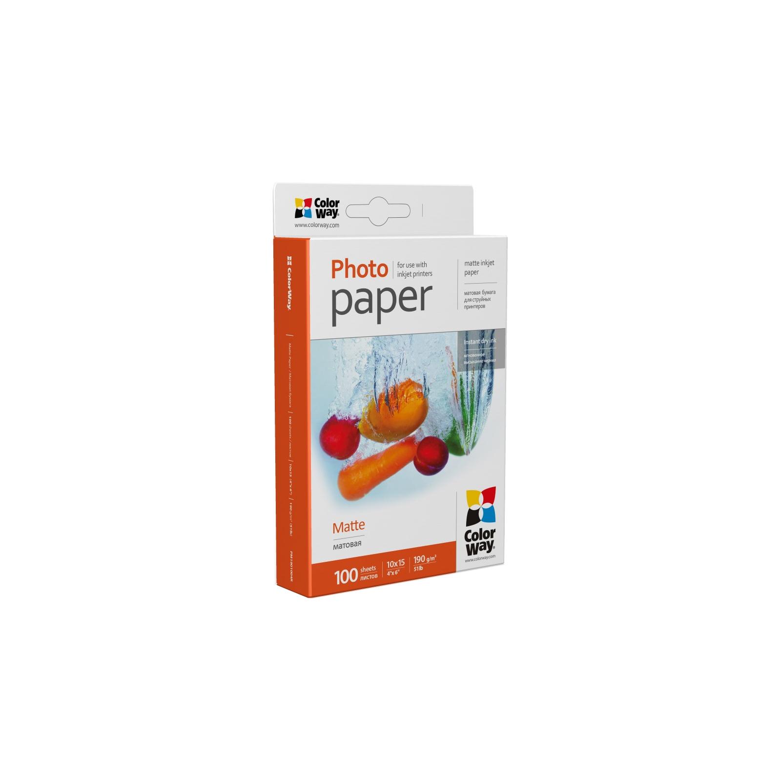 Бумага Colorway 10x15 (PM1901004R) изображение 2