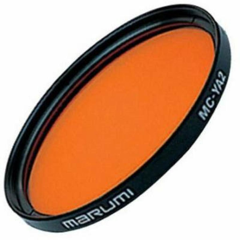 Светофильтр Marumi YА2 (orange) 72mm (Y2 (orange) 72mm)
