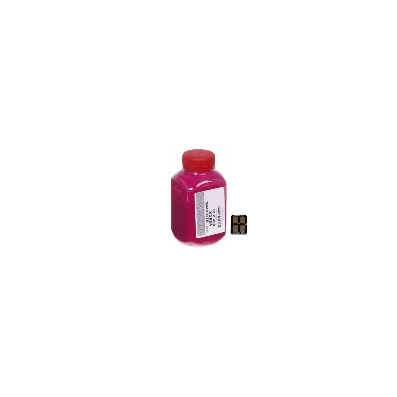 Тонер SAMSUNG CLP-320/325 Magenta+chip AHK (1500232)
