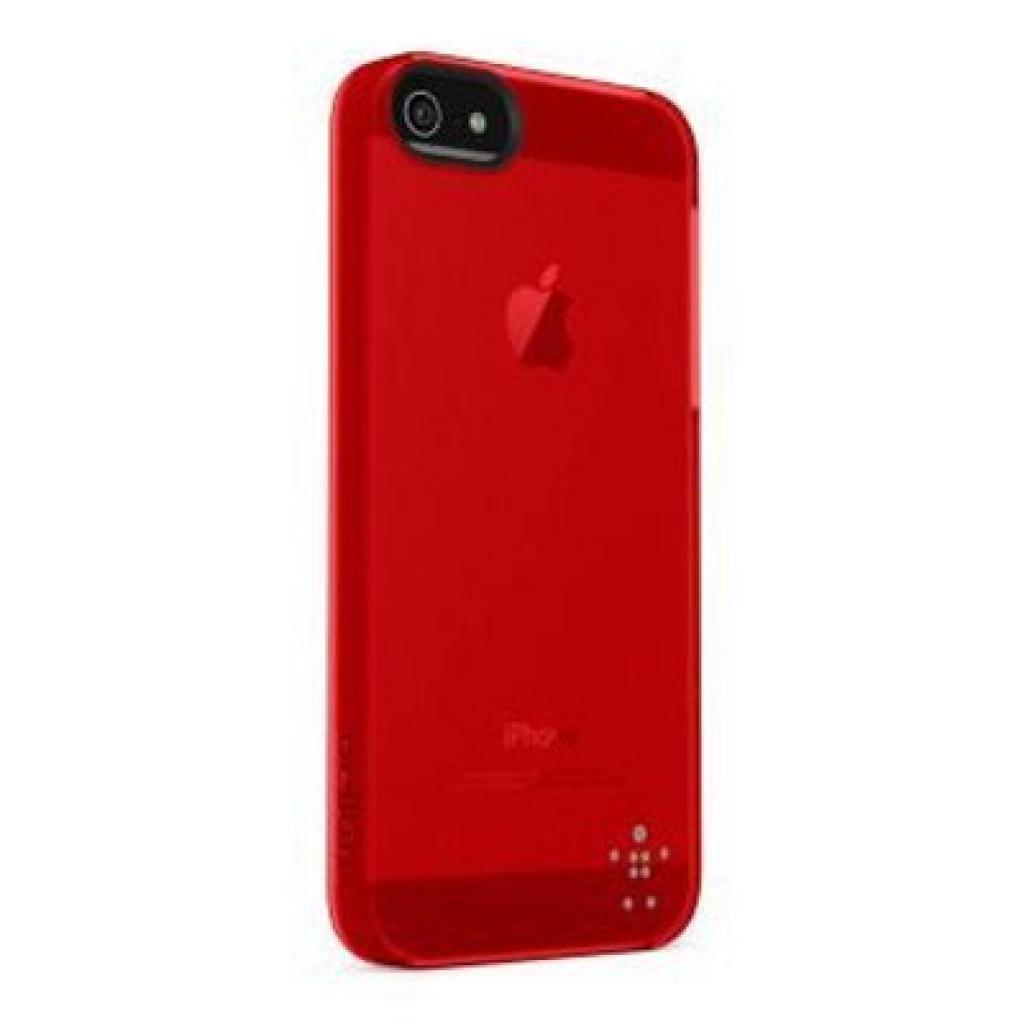 Чехол для моб. телефона Belkin iPhone 5/5s Shield Sheer Luxe (F8W162vfC04)