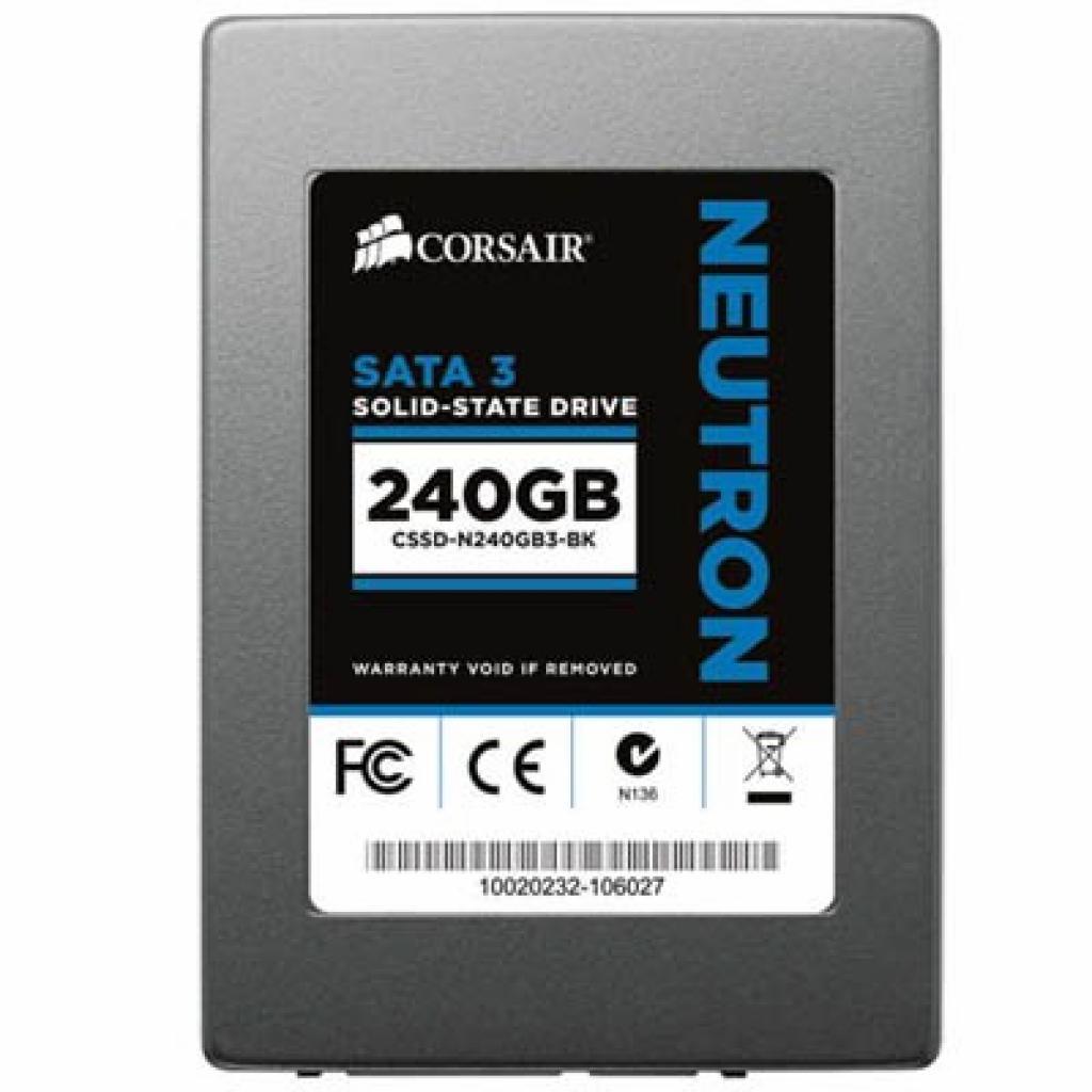 """Накопитель SSD 2.5"""" 240GB CORSAIR (CSSD-N240GB3-BK)"""