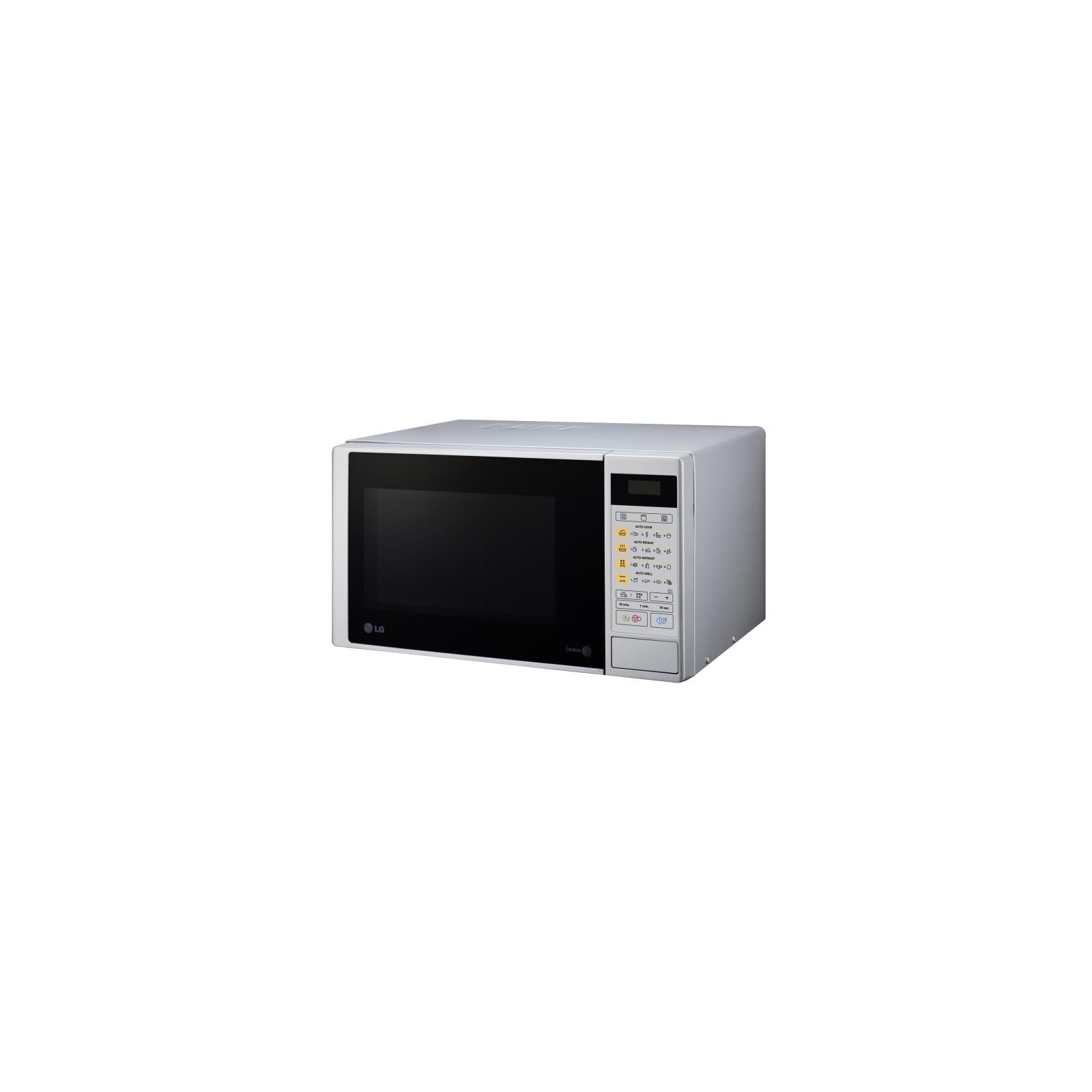Микроволновая печь LG MH-6042D (MH6042D) изображение 2