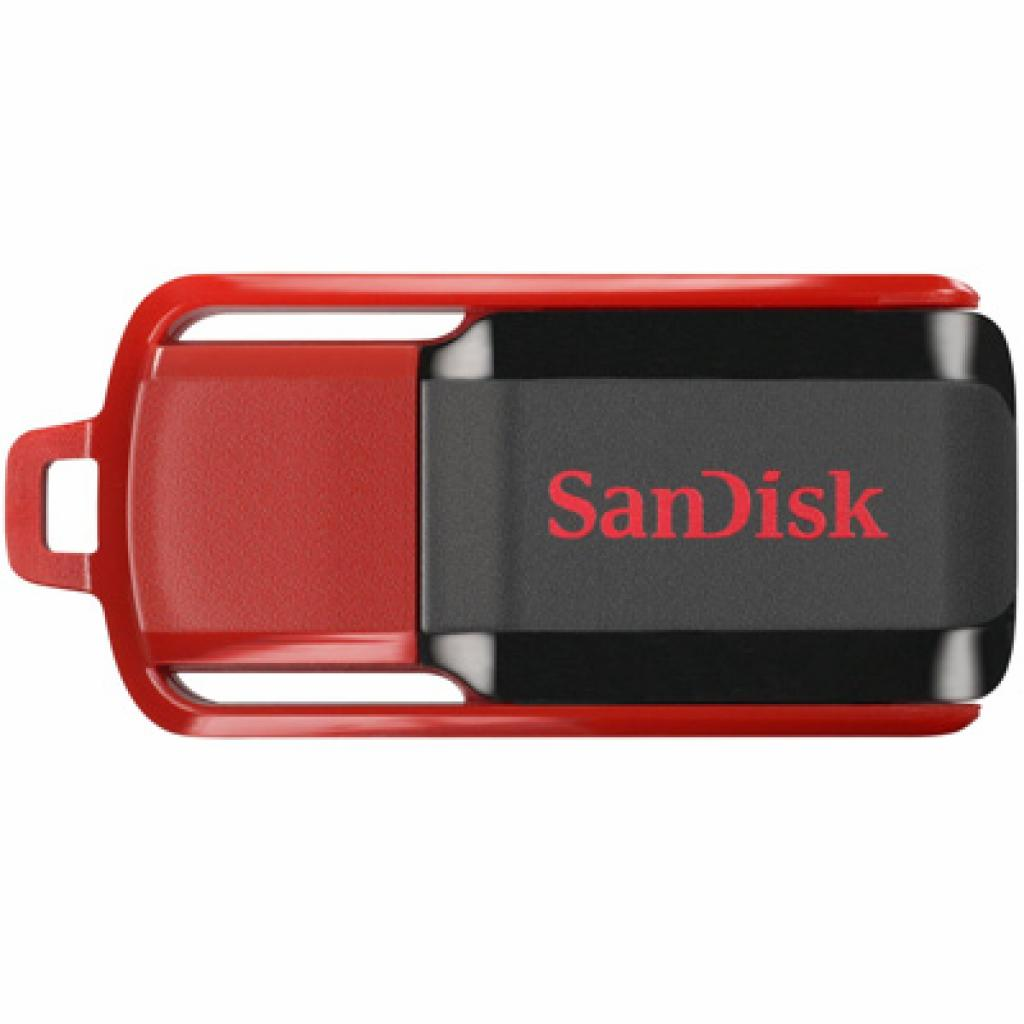 USB флеш накопитель SANDISK 8Gb Cruzer Switch (SDCZ52-008G-B35)