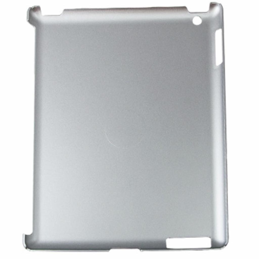 "Чехол для планшета Drobak 9.7"" Apple iPad3 Aluminium Panel Black (210222) изображение 2"