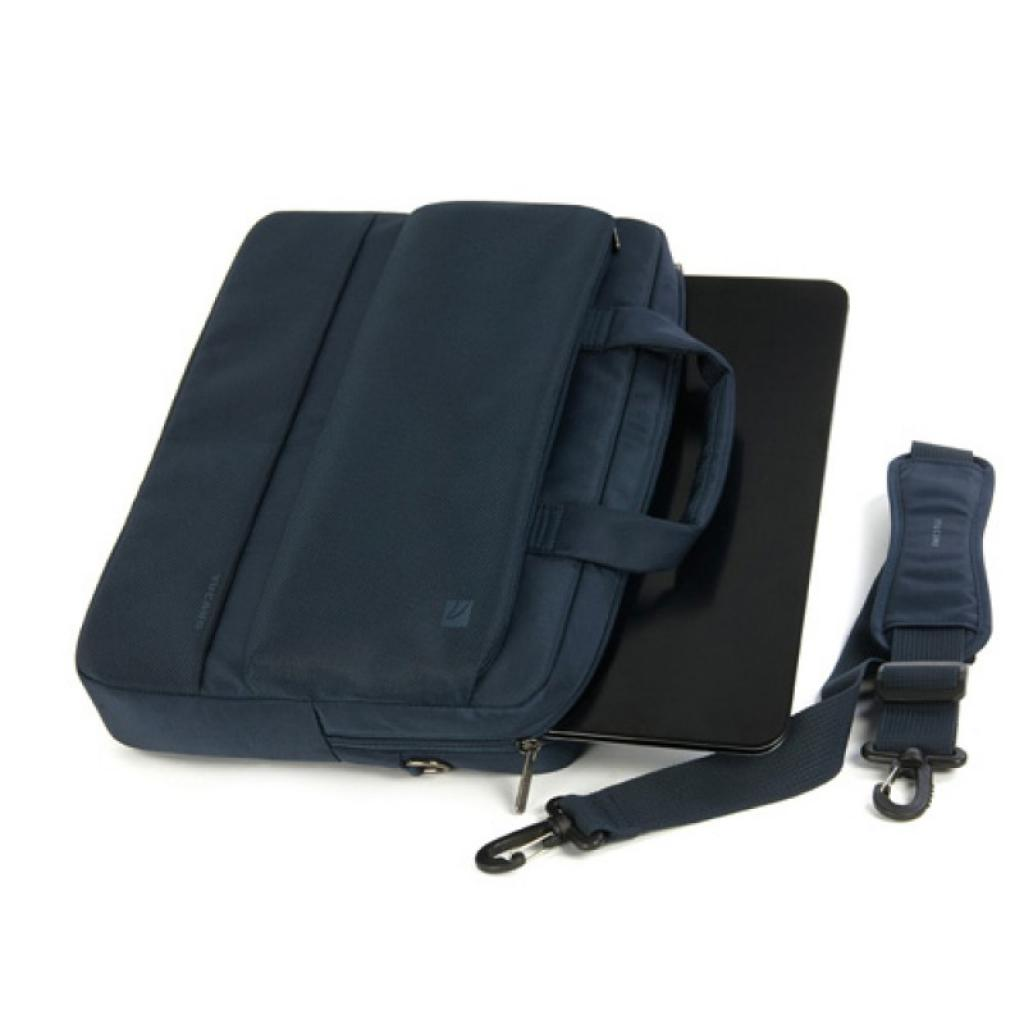 """Сумка для ноутбука Tucano 13-14"""" Dritta/Blue (BDR1314-B) изображение 3"""