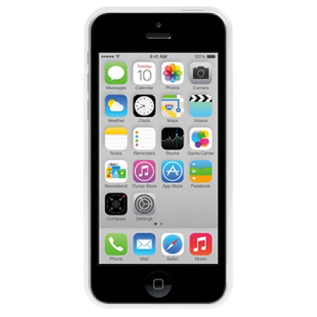 Чехол для моб. телефона ODOYO iPhone 5с SOFT EDGE JELLY CLEAR (PH371JC) изображение 2