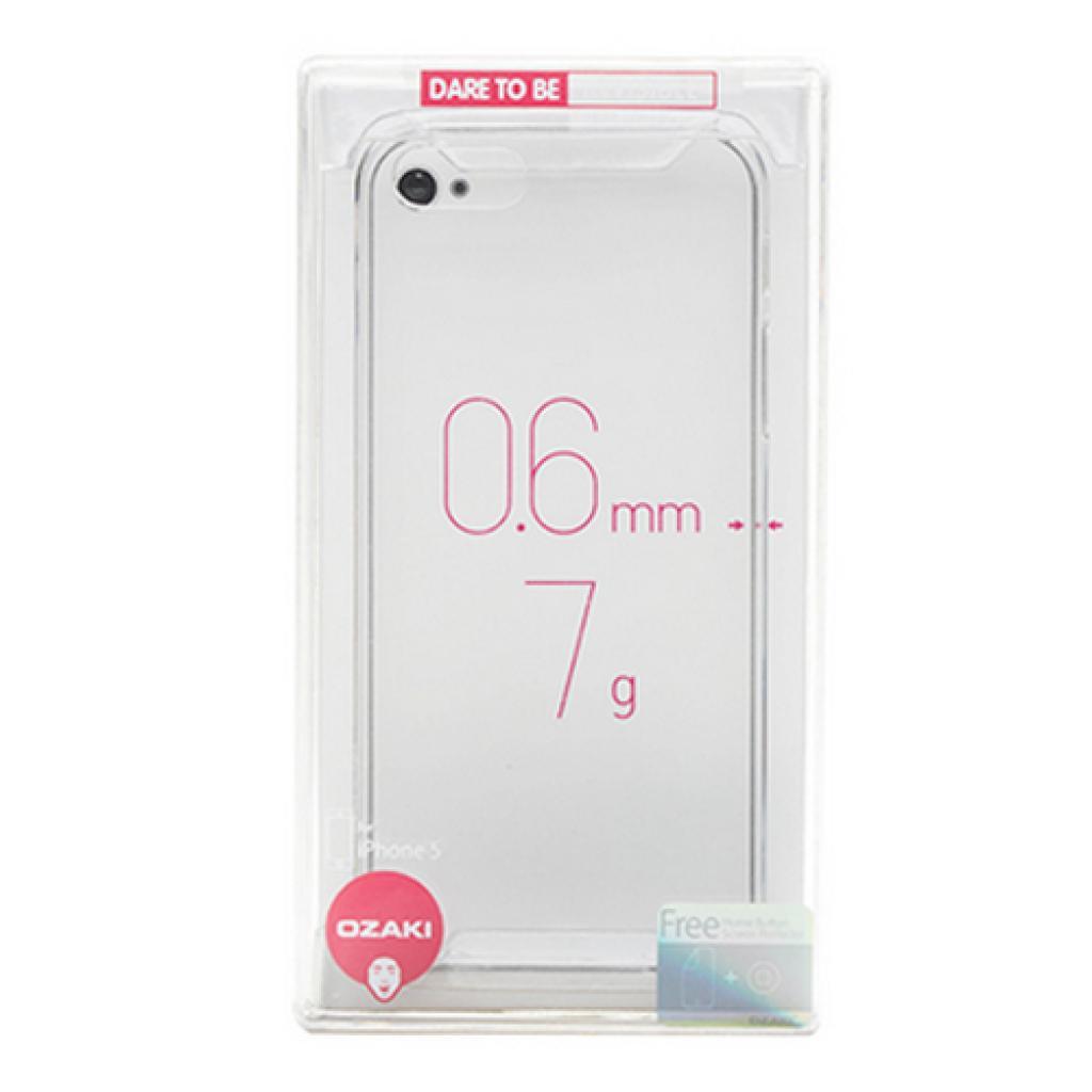 Чехол для моб. телефона OZAKI iPhone 5/5S O!coat Crystal (OC541) изображение 2