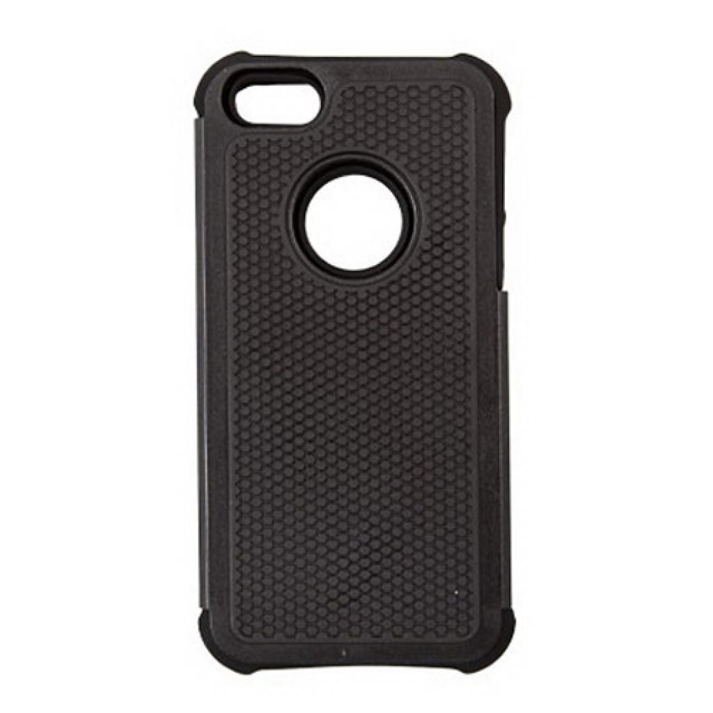 Чехол для моб. телефона Drobak для Apple Iphone 5/Anti-Shock/Black (210259)