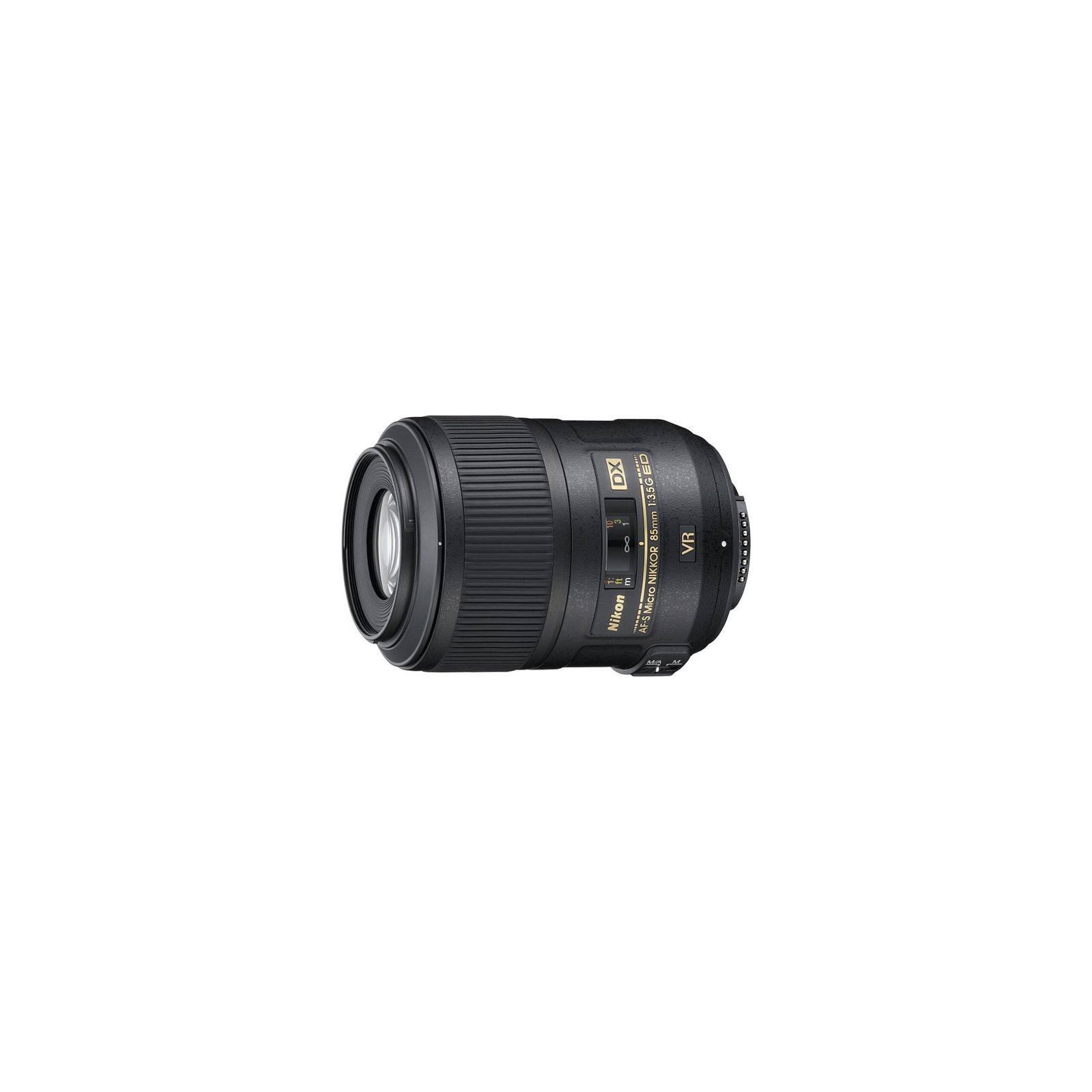 Объектив Nikon AF-S DX Micro 85mm f/3.5G ED VR (JAA637DA)