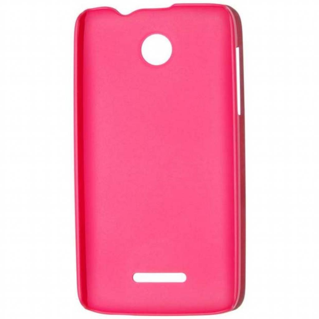 Чехол для моб. телефона NILLKIN для Lenovo A390 /Super Frosted Shield/Red (6100824) изображение 2