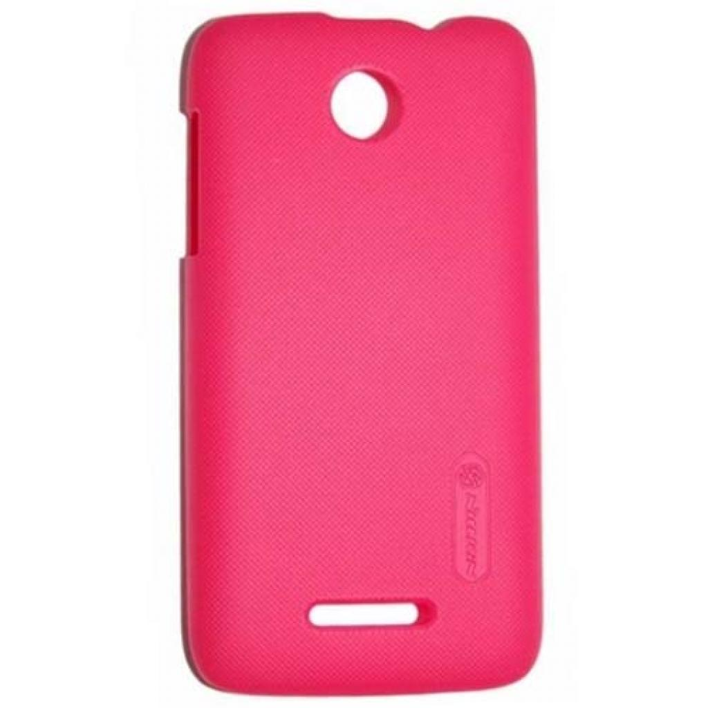 Чехол для моб. телефона NILLKIN для Lenovo A390 /Super Frosted Shield/Red (6100824)