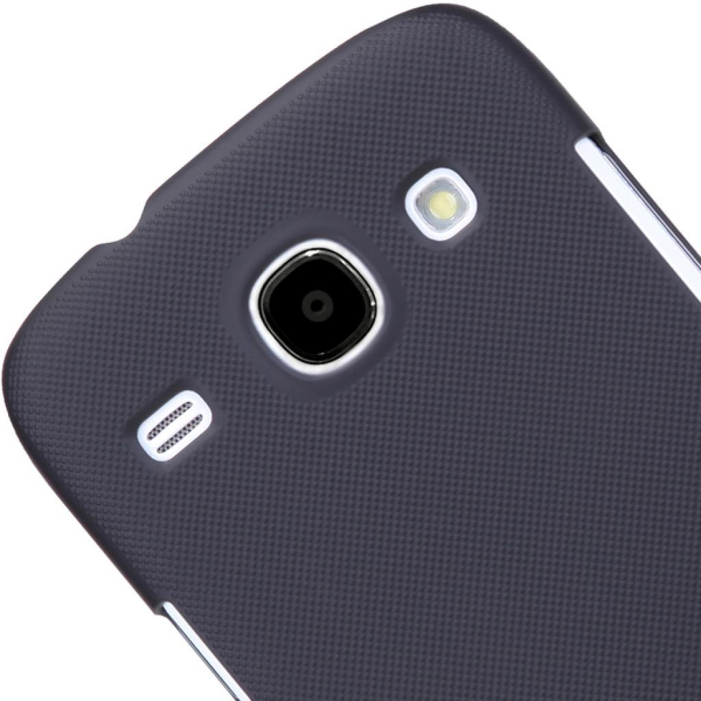 Чехол для моб. телефона NILLKIN для Samsung I8262 /Super Frosted Shield/Black (6065855) изображение 2