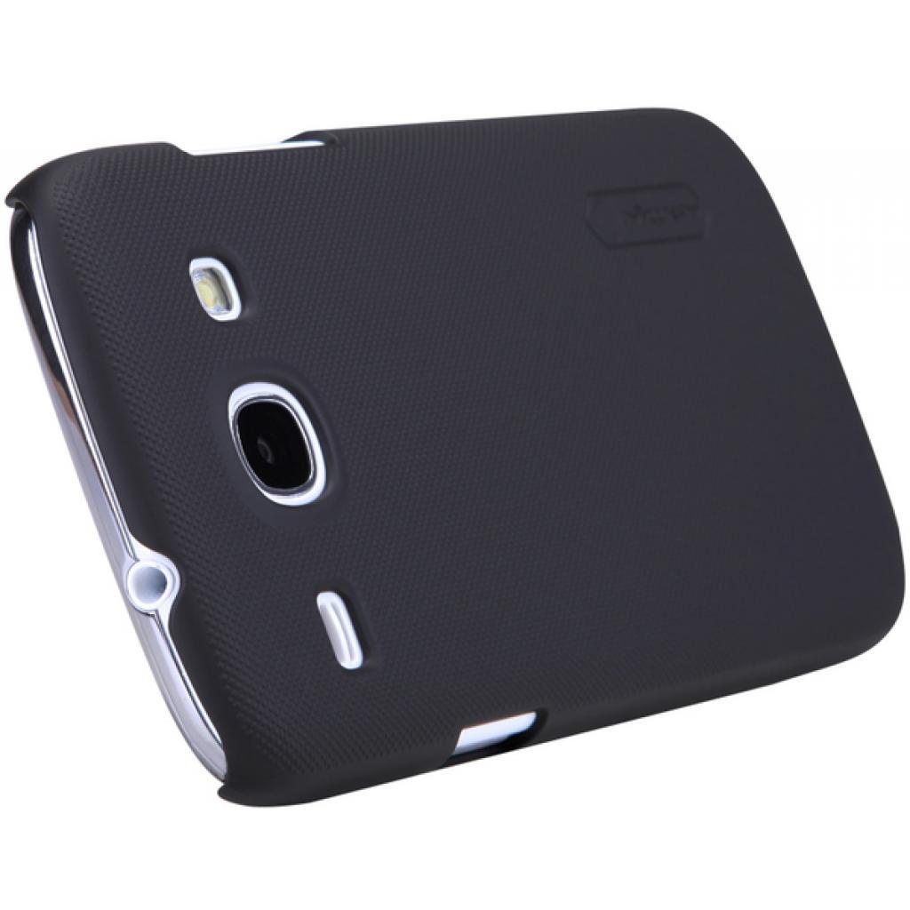 Чехол для моб. телефона NILLKIN для Samsung I8262 /Super Frosted Shield/Black (6065855) изображение 4