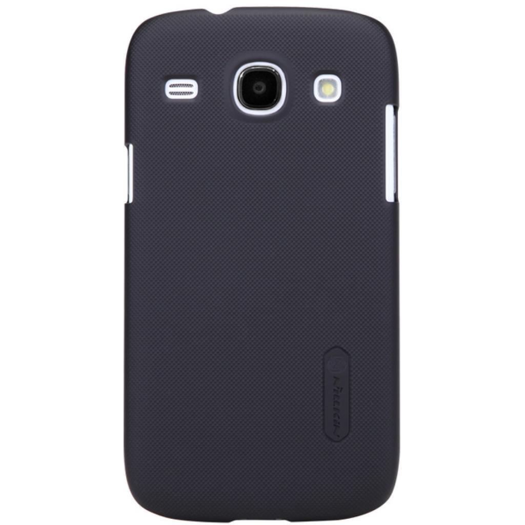 Чехол для моб. телефона NILLKIN для Samsung I8262 /Super Frosted Shield/Black (6065855)