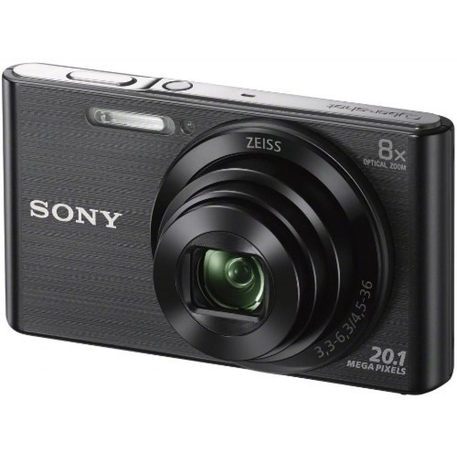 Цифровой фотоаппарат SONY Cyber-Shot W830 Black (DSCW830B.RU3) изображение 3