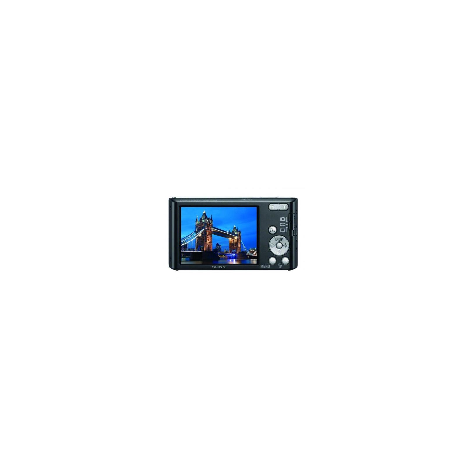 Цифровой фотоаппарат SONY Cyber-Shot W830 Black (DSCW830B.RU3) изображение 4