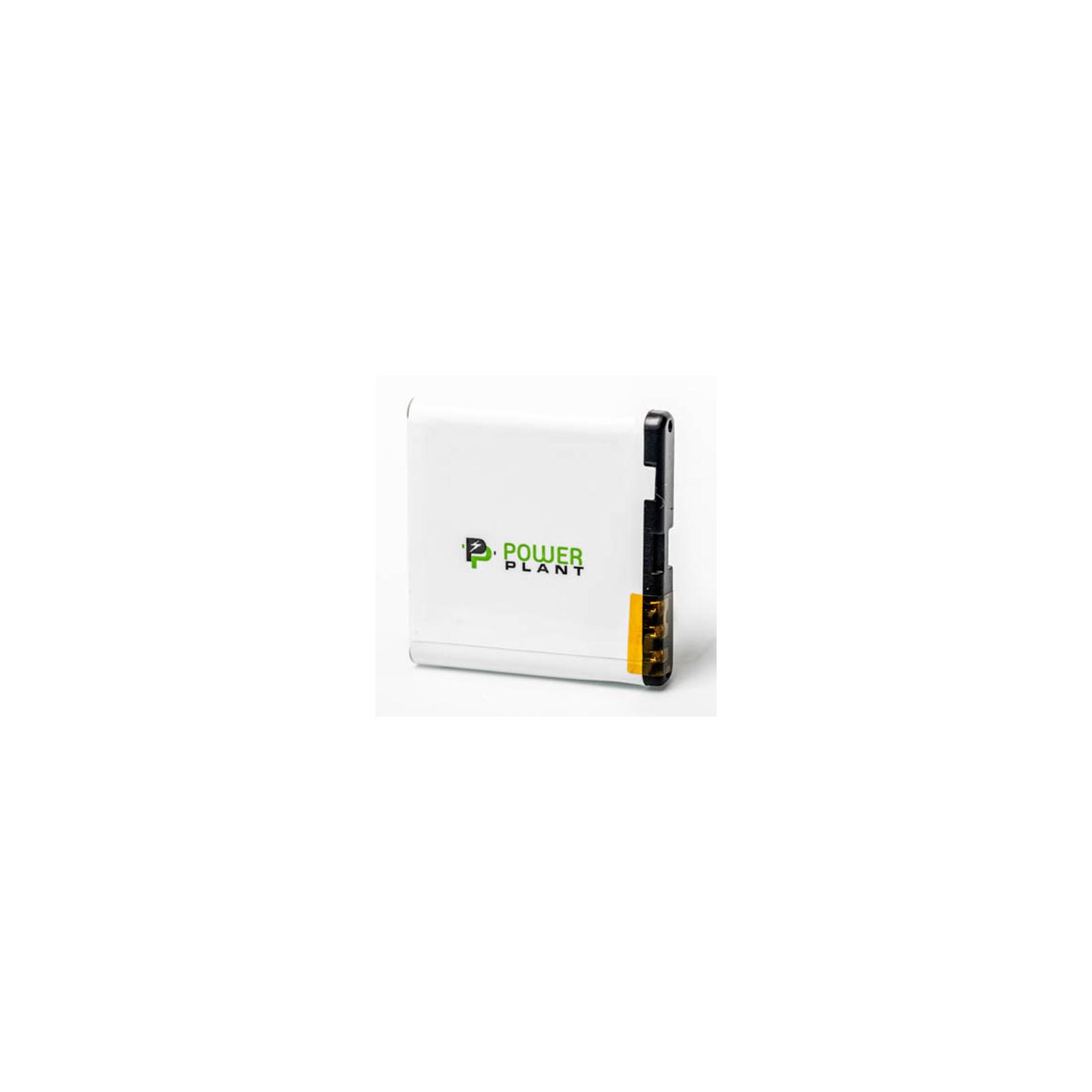 Аккумуляторная батарея PowerPlant Nokia BP-6MT (6720, E5, N81, N82) (DV00DV6040)