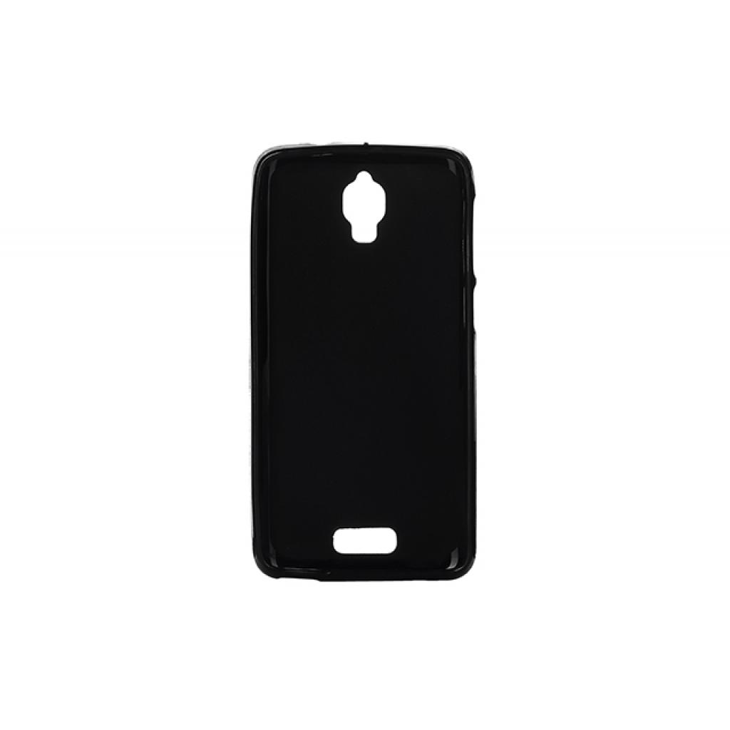 Чехол для моб. телефона для Lenovo S660 (Black) Elastic PU Drobak (211456) изображение 2