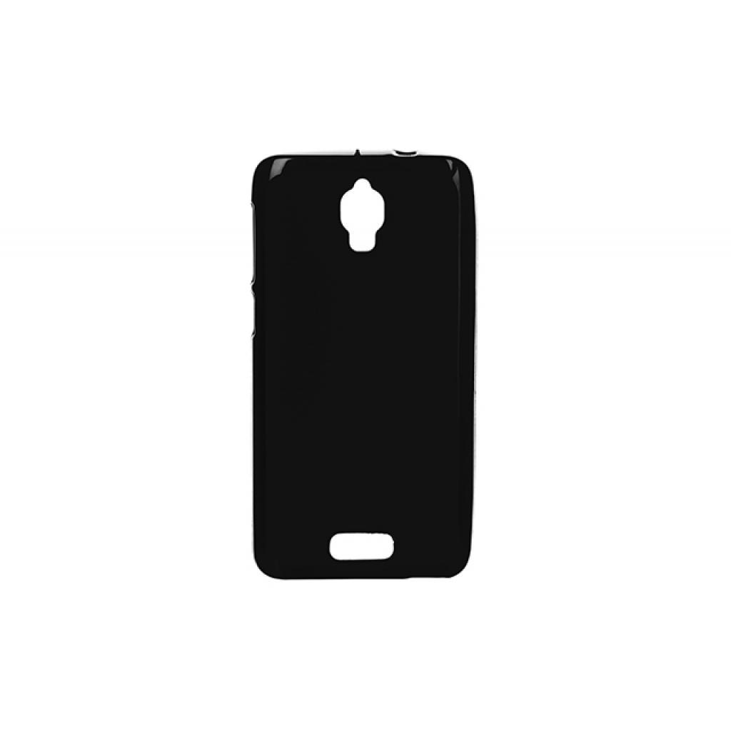 Чехол для моб. телефона для Lenovo S660 (Black) Elastic PU Drobak (211456)