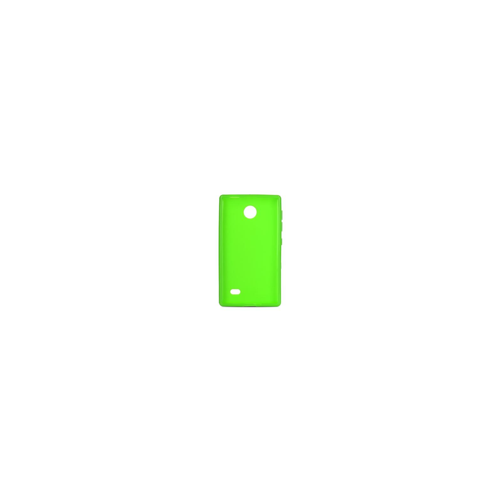Чехол для моб. телефона Drobak для Nokia X/Elastic PU/Green (215117) изображение 2