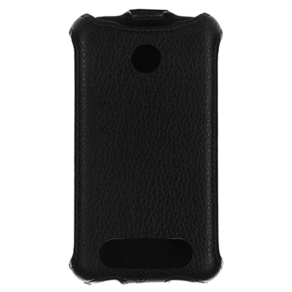 Чехол для моб. телефона для Sony Xperia E1 (Black) Lux-flip Drobak (215811) изображение 2