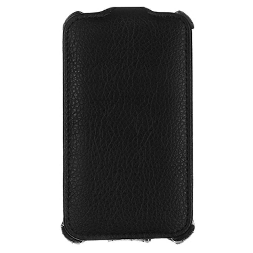 Чехол для моб. телефона для Sony Xperia E1 (Black) Lux-flip Drobak (215811)