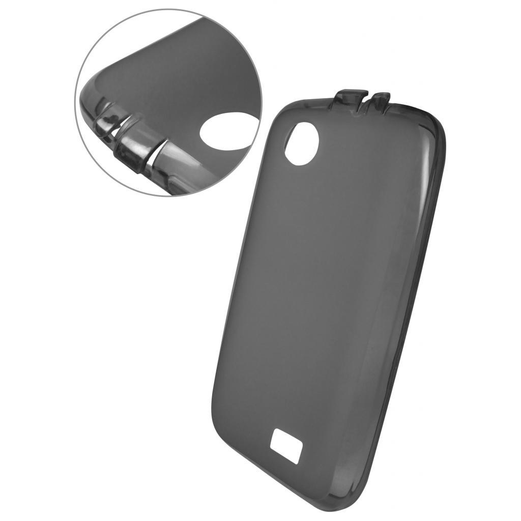 Чехол для моб. телефона GLOBAL для Lenovo A369 (темный) (1283126459771)