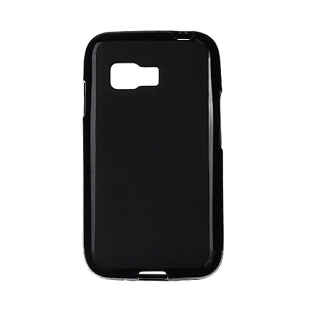 Чехол для моб. телефона Drobak для Samsung Galaxy Star 2 Duos G130E Black /Elastic PU/ (218 (218653)