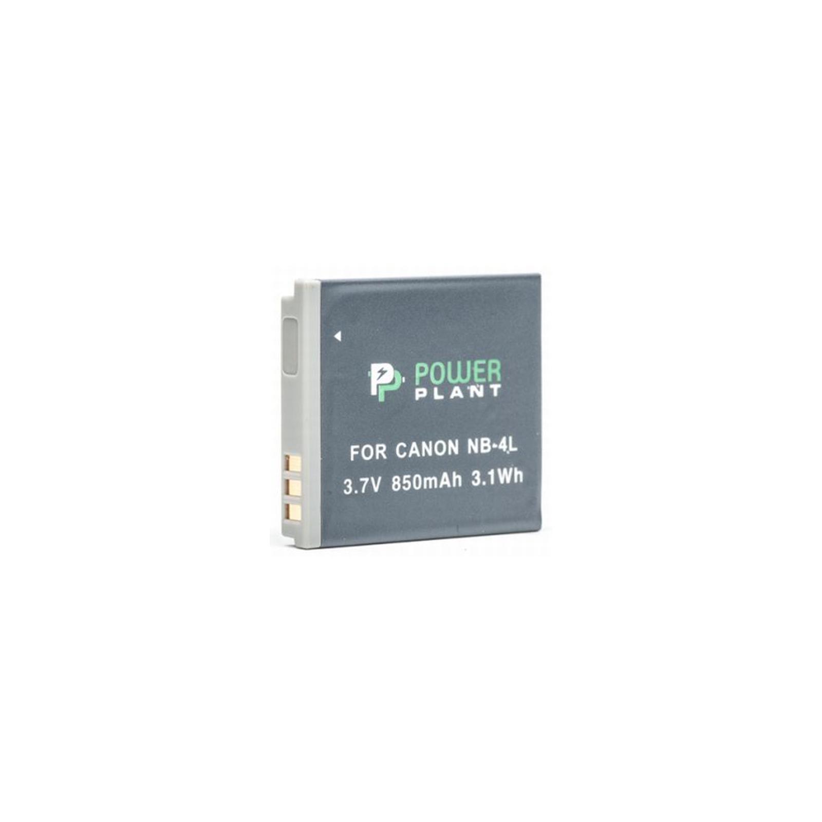 Аккумулятор к фото/видео PowerPlant Canon NB-4L (DV00DV1006)