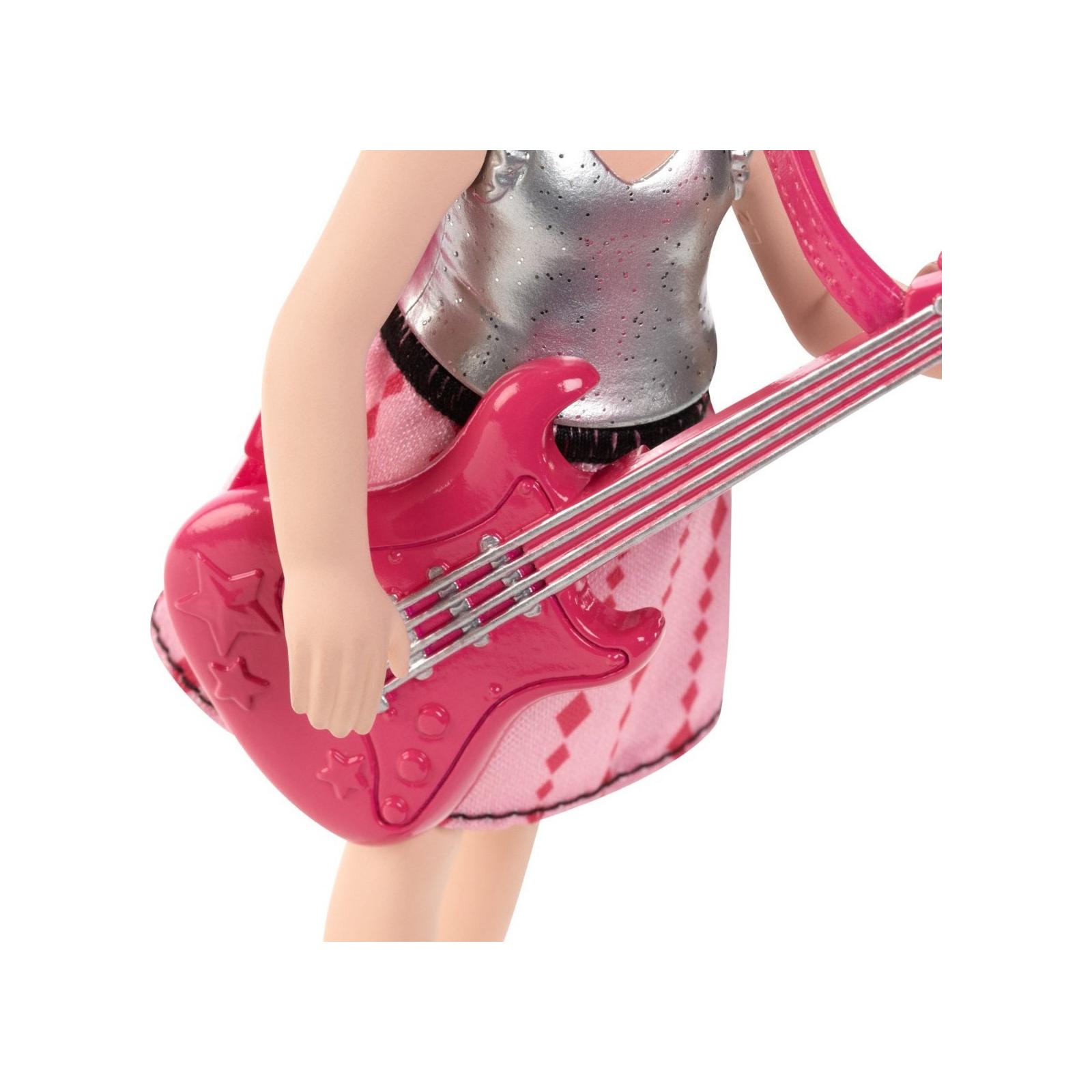 Кукла BARBIE Челси из м/ф Барби: Рок-принцесса с гитарой (CKB68-3) изображение 3